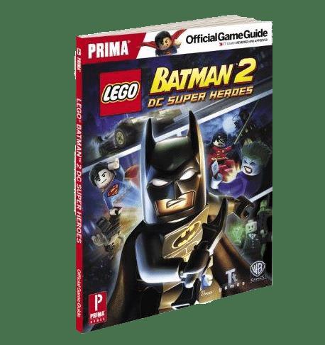 Un guide pour Lego Batman 2 1